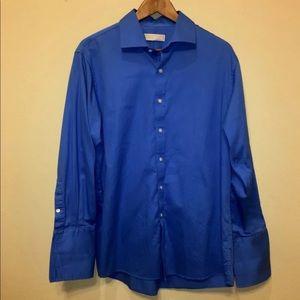 Michael Kors Large Men's Dress Shirt